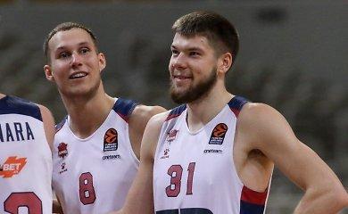 """Nuostabus R.Giedraitis tempė """"Baskonia"""" į pergalę pirmosiose sezono rungtynėse"""