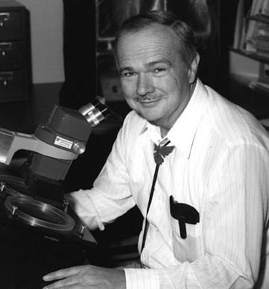 Kometų ieškotojas Judžinas Šumeikeris. Wikipedia.com