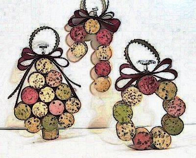 Kalėdinių dekoracijų idėjos
