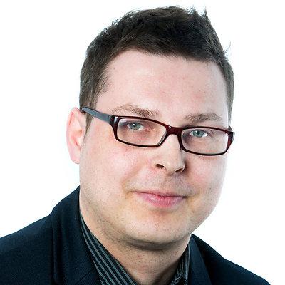 Gintaras Radauskas, Užsienio aktualijų žurnalistas