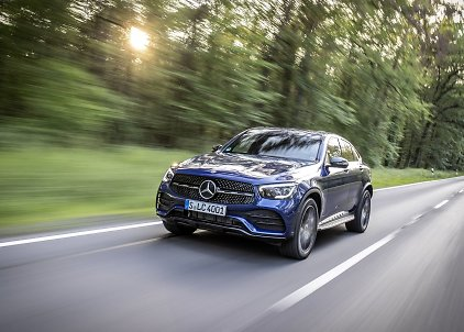 Mercedes-Benz GLC 300 4MATIC Coupe