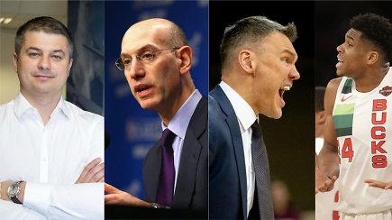 """""""Ginčas"""": lietuvis NBA klubo savininkas – utopija ar realus tikslas?"""