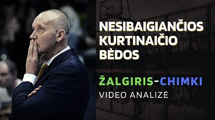 """""""Žalgirio"""" dejavu gynyboje ir kodėl """"Chimki"""" – prasčiausia Eurolygos ekipa"""