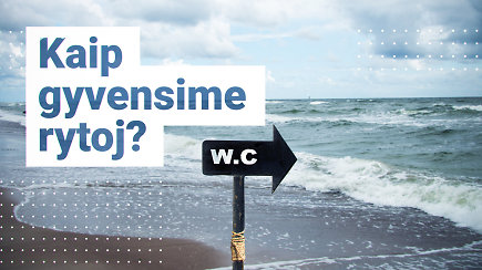 Pasibjaurėtina situacija Lietuvos paplūdimiuose: kodėl besimaudantiems jūroje vis dar tenka šlykštėtis praplaukiančiomis žmonių fekalijomis?