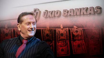 15min tyrimas. ŪkioLeaks: V.Romanovo bankas aptarnavo milijardinę pinigų plovimo sistemą