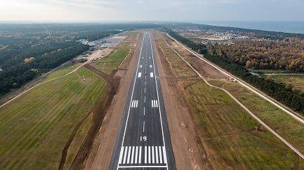 Palangos oro uostas vėl ruošiasi skrydžiams – žadama, kad jų bus daug
