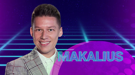 """""""Alter(Eurovizija)"""": Makaliaus patarimas estui – mažiau liūdnų dainų, daugiau linksmų vaizdų"""