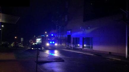Druskininkų SPA viešbutyje sudegė skalbyklė