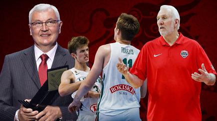 """""""Rinktinė 2019"""": Jono Kazlausko atsisakymas, talentai ir nevykę Popo pasiteisinimai"""