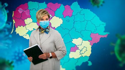 Ar Lietuva taps antrąja ES šalimi, paskelbusia karantiną? R.Lingienė perspėja, kad ruduo ir žiema bus itin sunkūs