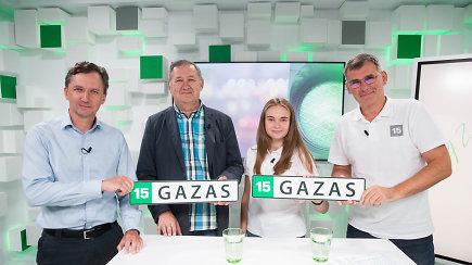 """""""Spūsčių matuoklis"""" finalas: apie problemiškiausias Vilniaus gatves ir jų ateitį"""