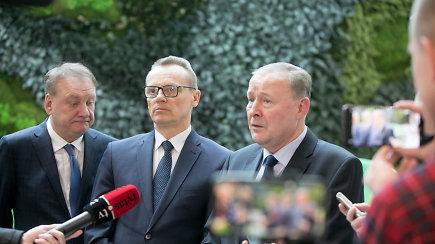 Lietuvos krepšinio lyga nutraukė krepšinio sezoną ir čempionais paskelbė Žalgirį