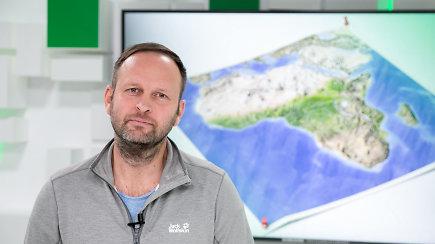 Keliautojas D.Pankevičius ruošiasi į itin pavojingą ekspediciją po retai lankomas Afrikos šalis