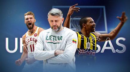 """""""urBONUSas"""": """"Žalgirio"""" burbulas, """"Ryto"""" pinigai Eurolygos žvaigždei ir NBA intrigėlės"""