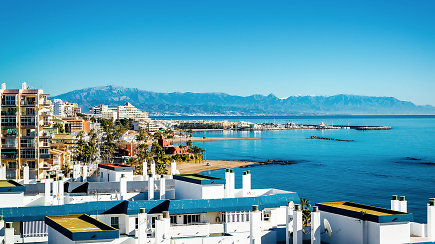 Kosta del Solis: tobulos atostogos saulės nubučiuotame krante