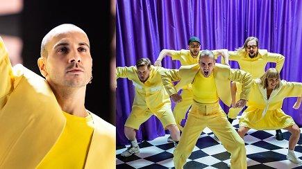 """15min pokalbis su """"The Roop"""": apie naują hitą, Vaidoto aukštakulnius ir """"eurovizines"""" viltis"""