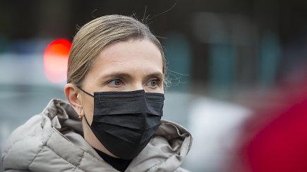 Agnė Bilotaitė po VESK posėdžio – apie priemones COVID-19 pandemijai suvaldyti