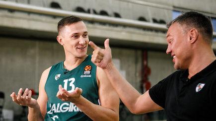 """Eurolygos diena"": ""Žalgirio"" kapitonas sieks dar vieno Eurolygos rekordo (1/5)"