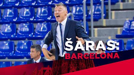 """Š.Jasikevičius po pirmos pergalės su """"Barcelona"""": """"Reikės dirbti su komandos charakteriu"""""""