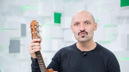 Jurgis Didžiulis pristatė naują dainą, kviesdamas lietuvius nebeslėpti emocijų