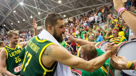 """""""Ginčas"""": kaip atrodys Lietuvos rinktinė pasaulio čempionate?"""