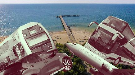 Kelionė į Palangą lėktuvu: kiek laiko užtruko ir ar tikrai tai greičiausias būdas nuvykti pajūrin?
