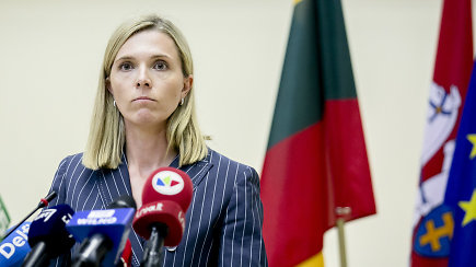 A. Bilotaitė: iki metų pabaigos Lietuva gali sulaukti 10 tūkst. migrantų