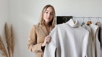 Madingiausių rudens derinių TOP 5: nuo populiariausių megztinių, masyvių batų iki liemenių renesanso