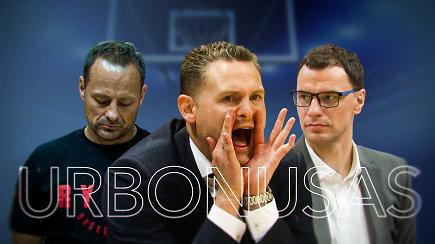 """""""urBONUSas"""": karščiausia Jaručio konferencija bei pastiprinimas """"Žalgiriui"""" ir """"Rytui"""""""