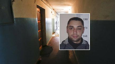 Namas, kuriame gyveno ir slėpėsi Igoris Molotkovas