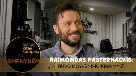 """Geriausiu pasaulyje pripažintas barzdaskutys R.Pasternackis: """"Jeigu netikėsiu, kad galiu laimėti, aš ir nedalyvausiu"""""""