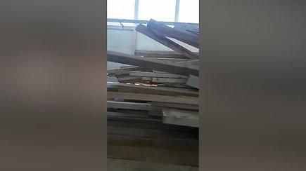 Kenoje sulaikyta baltarusiškų cigarečių kontrabanda – rūkalai aptikti krovinyje iš Baltarusijos