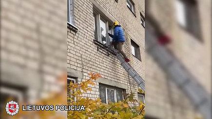 Vilniuje su narkotikais įkliuvo policijai gerai žinomas vyras