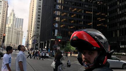 Karolis Mieliauskas pasiekė Čikagą