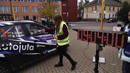 """Pamatykite: """"Rally Classic Druskininkai"""" finalas"""