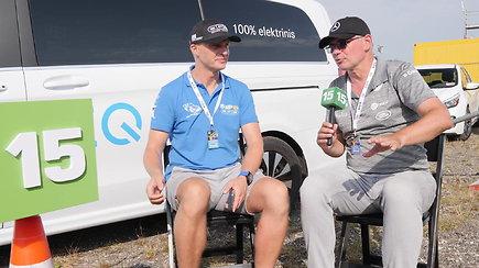 """Deividas Jocius – apie įspūdingą lenktynių """"Mercedes AMG GT3"""" ir naują aistrą"""