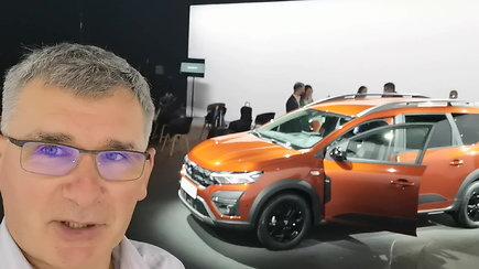 Dacia Jogger premjera