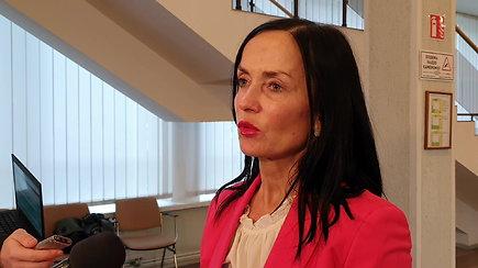 K.Pūką ginančios advokatės A.Ručienės komentaras
