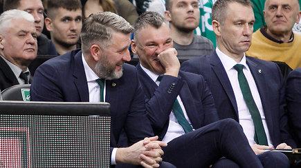 Geros nuotaikos Šaro komentarai po įspūdingos pergalės prieš Alba