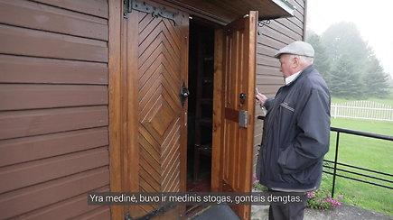 Raižių mečetės istorija
