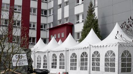 Kauno klinikinės ligoninės Infekcinių ligų skyrius ir komandinis darbas COVID-19 ligos akivazdoje