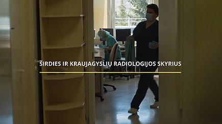 #PriešakinėseLinijose iš Klaipėdos Jūrininkų ligoninės:  Širdies ir kraujagyslių radiologijos skyrius dirba 24/7