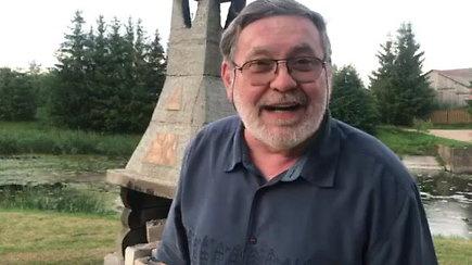 """Aktorius ir bardas K.Smoriginas kviečia į """"Akacijų alėją"""""""