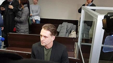 R.Pinikas ir A.Miltenis atvyko į teismą