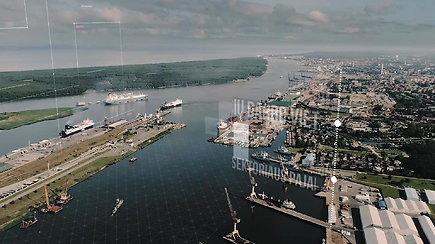 Klaipėdos ir uosto ateitis – nauji plotai jūroje