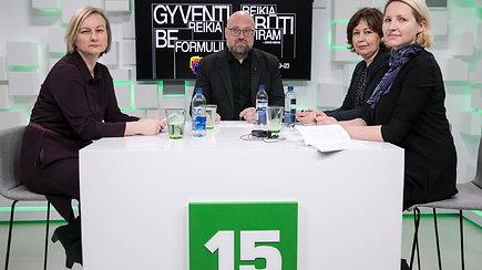 """15min studijoje – pokalbis su """"Vilniaus knygų mugės"""" organizatoriais: naujienos, autoriai ir ko tikėtis iš šių metų programos"""