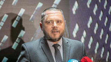 Komentaras iš generalinės prokuratūros apie per tarptautinę operaciją likviduotą rumunų grupuotę