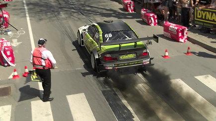 """Dynami:t Super Sprint"" lenktynes laimėjo ""Porsche"", antras – ""Lada"""