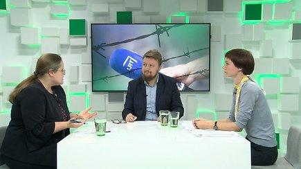 M.Garbačiauskaitė-Budrienė: LRT nėra batų fabrikas