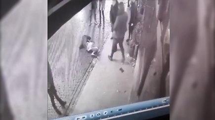 Igno Mečajaus smurtas prieš moterį